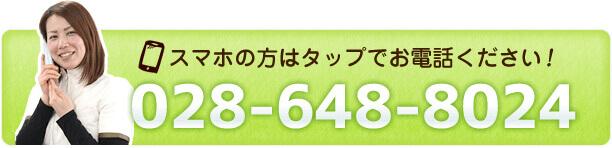 電話番号:028-648-8024