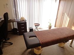 産後骨盤矯正の個室