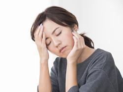 脳の疲れによる頭の問題