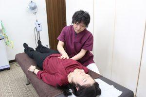 内臓の歪み・機能の改善